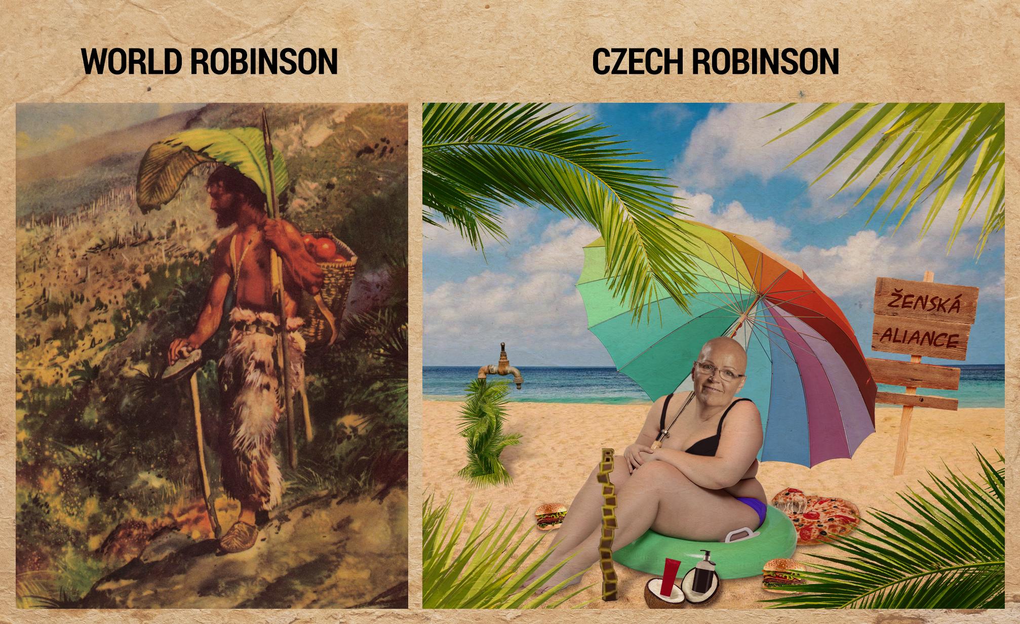 Czech Robinson