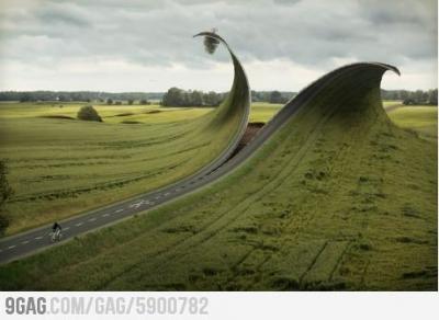 Vtipné obrázky - Cesta do nebe
