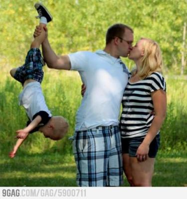 Vtipné obrázky - Rodinná láska