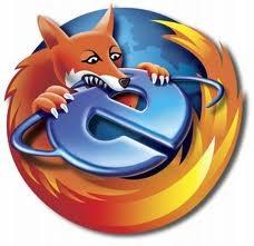 Vtipné obrázky - Mozilla Firefox vs. Internet explorer