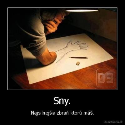 Vtipné obrázky - Každý má sny :-)