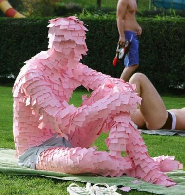 Vtipné obrázky - Moderní mumie