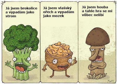 Vtipné obrázky - Hra